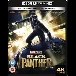 [Rent-A-4K-Movie] BLACK PANTHER (2018)