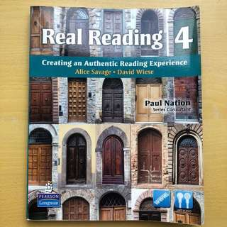 🚚 Real Reading 4