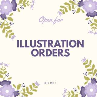 ILLUSTRATION ORDERS