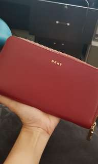 Authentic DKNY Safiano Wallet
