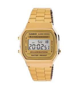 [PO] Casio Gold Watch