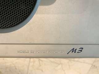 RARE & High End SONY XES-M3 AMPLIFIER