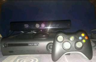Original Xbox 360 (120gb with kinect)