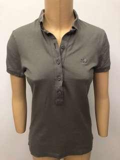 🚚 BV 短袖polo衫40碼約是size Small to Medium (二手商品高標勿擾,售後不退換)