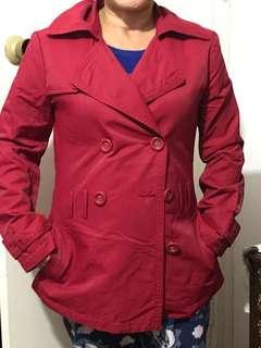 Target coat size 8