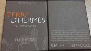 Hermes Terre D Hermes edt