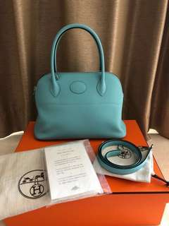 Preloved Bolide 27 in Bleu Atoll