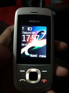 Nokia 2220 Silver