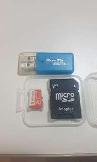 Verbatim Micro SD 512 gb