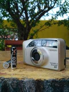 Yashica Zoomate 80 KYOCERA Film Camera