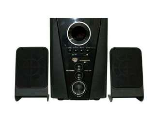 Lolysonic speaker aktif