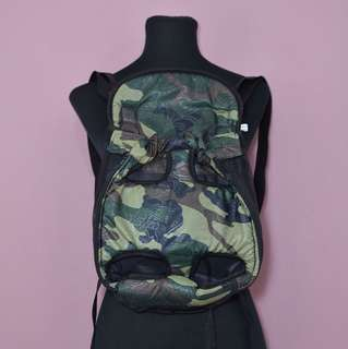 Dogs/cats carrier bag - camouflage