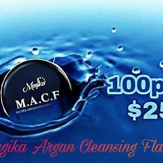 MAGIKA ARGAN CLEANSING FLAKES