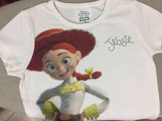 Disney Pixar Toy Story T-shirt Jessie