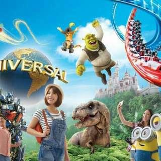 Universal Studio Singapore USS