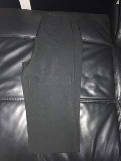 G2000 black working pants