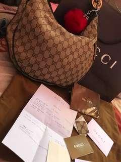 Gucci Shoulder Bag hobo