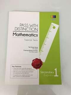 Secondary 1 Math Express (Shinglee)