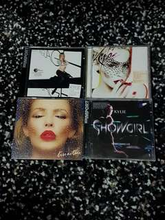 Kylie Minogue Audio CD and DVD