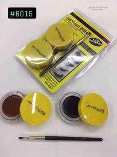 Maybeline 2in1 gel liner and brow gel