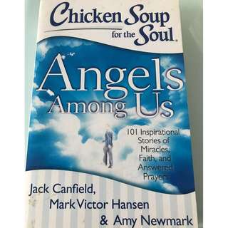Chicken Soup - Angels Among Us