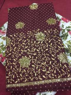 (BN) Promotion for this week-Brown Gold Sequin Kurti