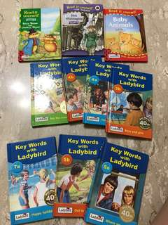 Ladybird Books Toddler Early Readers