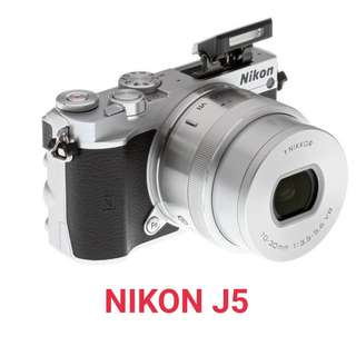 Kredit Kamera Nikon J5 kit 10-30mm acc 3 mnt ready Laptop PS4,PS3 HP
