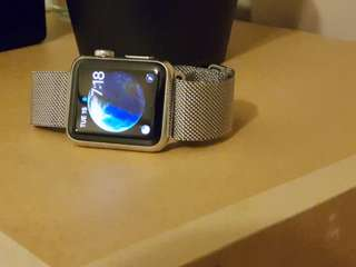 Apple Watch Series 1 Stainless Steel 38mm