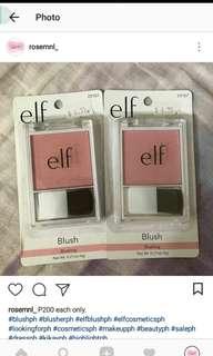 Elf cosmetics blush 200 each