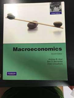 EC2102 Macroeconomics Textbook