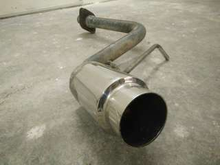 billet exhaust
