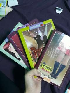 Take all Wattpad Books