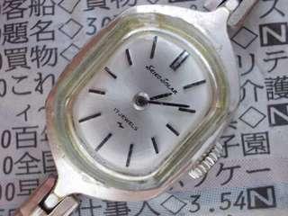Vintage Seiko Solar Lady Watch