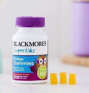🚚 Gummies Omega 3軟糖