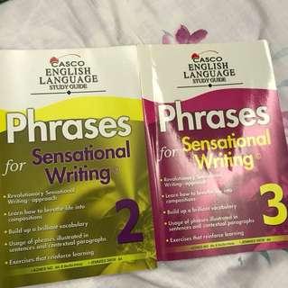 Sensational Writing Compo Guidebook