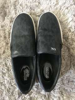 Authentic Michael Kors Keaton slip on shoes