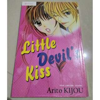 Little Devil Kiss