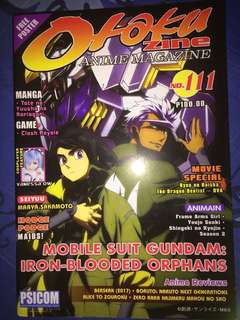 Otakuzine issue #111