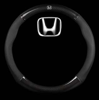 Honda Carbon Steering Wheel Protector