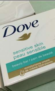 3 for 100 Dove beauty bar soap!