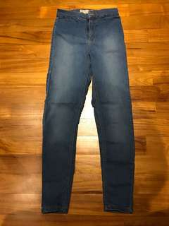 Topshop womens Jeans