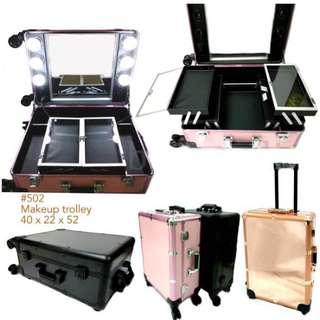 Beauty case / Beautycase / koper make up NEW!!