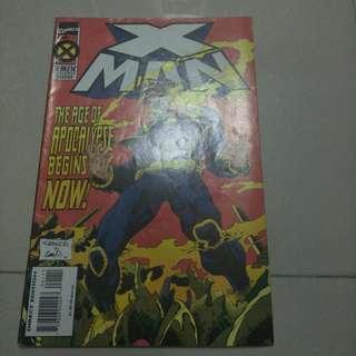 X-man comic