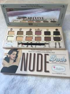 Eyeshadow Nude Dr The Balm