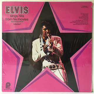 Elvis Presley ‎– Sings Hits From His Movies, Volume 1 (1975 USA Pressing - SEALED - MINT)