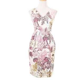 Floral Print Dress, dorothy perkins
