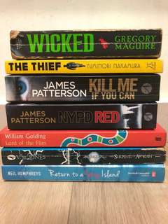 Young Adult Book Clearance