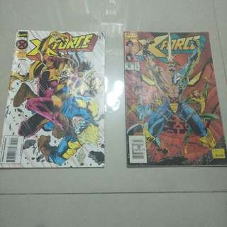 X-force comic