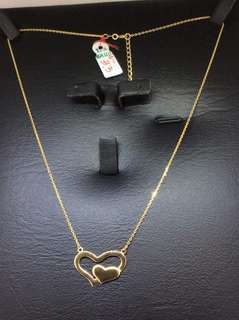 Pawnable necklace sd gold